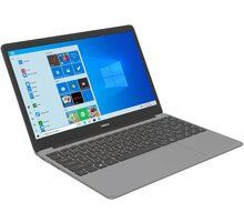 Notebook Umax VisionBook 14Wr Plus, šedá