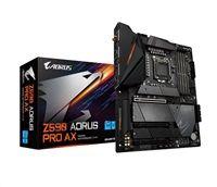 PC GIGABYTE MB Sc LGA1200 Z590 AORUS PRO AX
