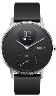 Chytré hodinky Nokia Steel HR 36mm