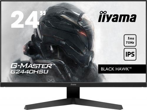 LCD monitor 24'' iiyama G-Master G2440HSU-B1