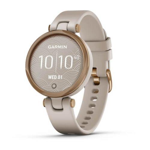 Chytré hodinky Garmin Lily Sport Rose Gold/Light Sand