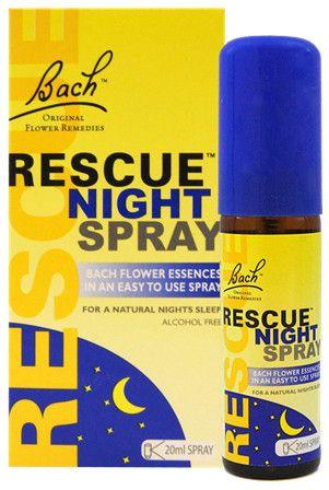 Krystal Aquamarin s.r.o. Rescue® sprej na spaní Bachova terapie 20ml cena od 379 Kč