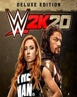 ESD GAMES ESD WWE 2K20 Digital Deluxe