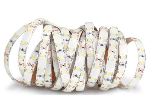 ECOLIGHT LED pásek - 12V - 5m - 95W - 300 diod - IP63 - studená bílá