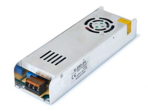 MILIO Napájecí zdroj modulový SLIM - IP20 - 250W