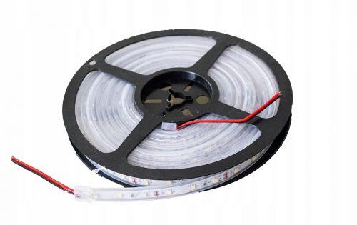 BERGE LED pásek - 2835 - IP67 - 5m - 54W - voděodolný - studená bílá