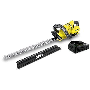 Nůžky na živý plot Kärcher HGE 18-50 Battery Set 18V, 1x2,5Ah