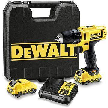 Aku vrtačka DeWalt DCD710D2-QW