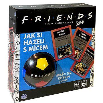 Spin Master SMG Spol. hra Přátelé - Jak si házeli s míčkem CZ