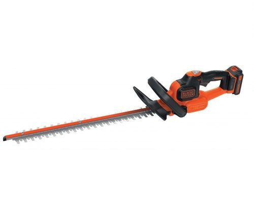AKU nůžky na živý plot Black & Decker GTC18502PC