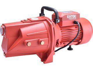 Čerpadlo proudové 1100W EXTOL PREMIUM 8895081