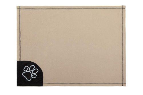HobbyDog Deka pro psy - béžová Velikost: L - 140 x 100 cm