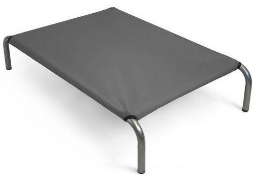 Zdravotní lehátko pro psa HiK9 Canvas Grey Velikost: VELIKOST: S - 49x73x15 cm