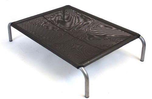 Zdravotní lehátko pro psa HiK9 Mesh Chocolate Velikost: VELIKOST: S - 49x73x15 cm