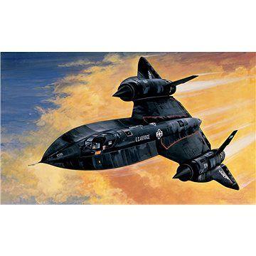 Italeri Model Kit letadlo 0145 - Sr-71 Blackbird With Drone