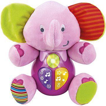 Mikro Trading Winfun slon růžový