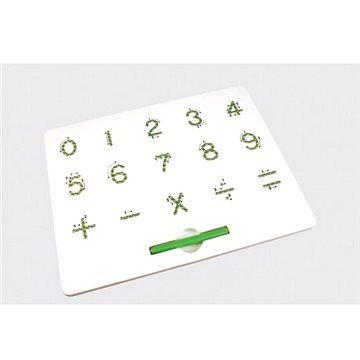 WAT 14 Magnetická tabulka Magpad - Číslice