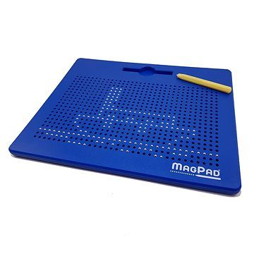 WAT 14 Magnetická tabulka Magpad - Modrá - BIG 714 kuliček