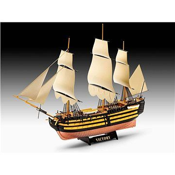 Revell Plastic ModelKit loď 05819 - HMS Victory