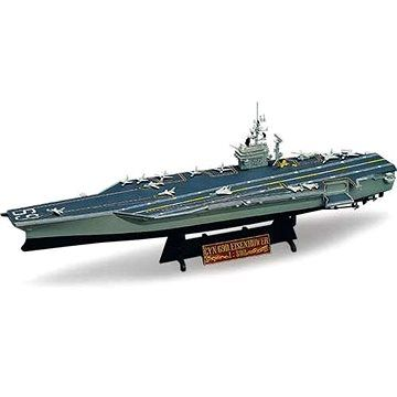 Academy Model Kit loď 14212 - USS CVN-69 Eisenhower