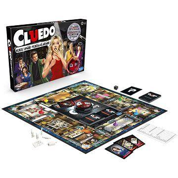 Hasbro Společenská hra Cluedo verze Lháři