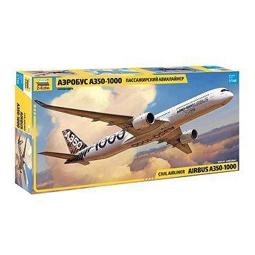 Zvezda Model Kit letadlo 7020 - Airbus A-350-1000