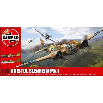 AirFix Classic Kit letadlo A04016 - Bristol Blenheim MkI (Bomber)