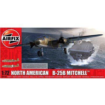 AirFix Classic Kit letadlo A06020 - North American B25B Mitchell 'Doolittle Raid'