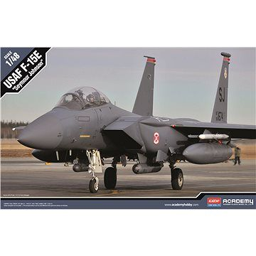 "Academy Model Kit letadlo 12295 - F-15E ""Seymour Johnson"""