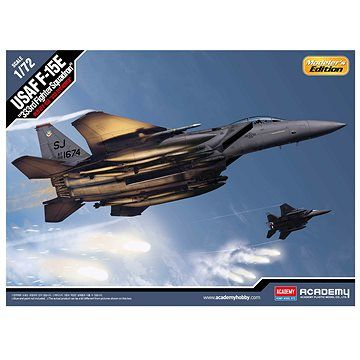 "Academy Model Kit letadlo 12550 - USAF F-15E ""333rd Fighter Squadron"""