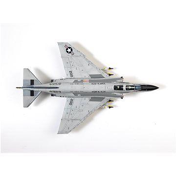 "Academy Model Kit letadlo 12315 - Usmc F-4B/N Vmfa-531 ""Gray Ghosts"""