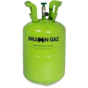 BalloonGaz Helium na 30 balónků, jednorázová nádoba