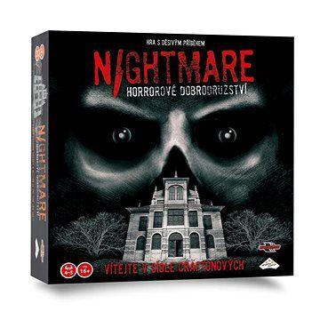 Identity Games NIGHTMARE - Hororové dobrodružství