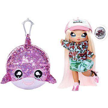 Na! Na! Na! Surprise Panenka ve třpytkovém zvířátku 2v1 - Sparkle Dolphin