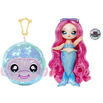 Na! Na! Na! Surprise Panenka ve třpytkovém zvířátku 2v1 - Sparkle Mermaid