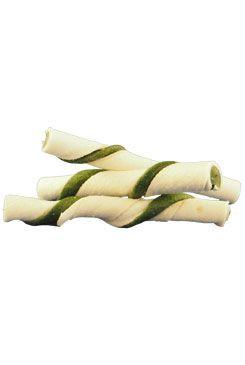 "TENESCO s.r.o. Magnum Rawhide Roll Stick 5"" green 40ks"