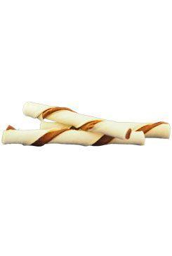 "TENESCO s.r.o. Magnum Rawhide Roll Stick 5"" brown 40ks"