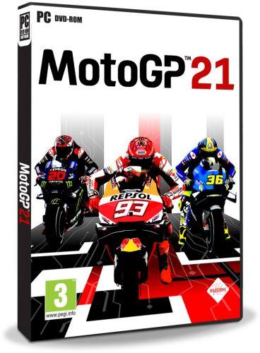 UBI SOFT PC - Moto GP 21