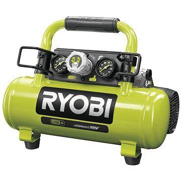 Kompresor bezolejový Ryobi R18AC-0