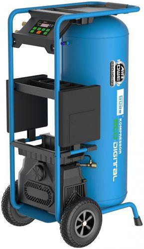 GÜDE 250/10/99 ECO-DIGITAL Kompresor 50124