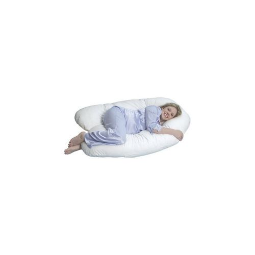 EMI Těhotenský polštář bílý 140x90