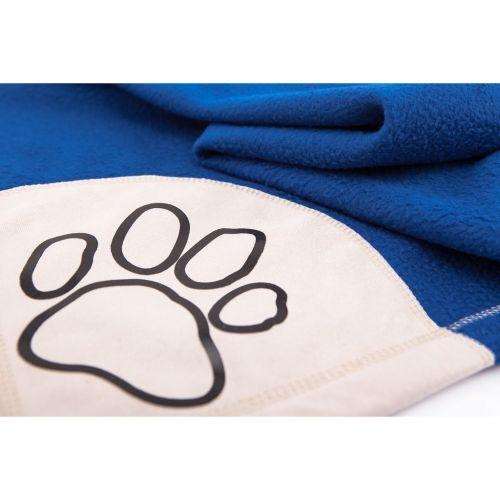 Deka pro psa Reedog Blue Paw Velikost: M