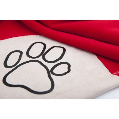 Deka pro psa Reedog Red Paw Velikost: M