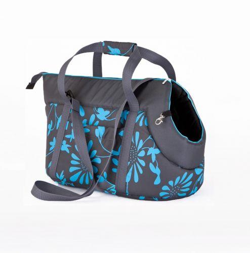 Taška pro psa Reedog Torby Blue Flower Velikost: S