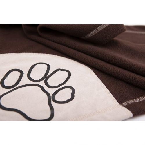 Deka pro psa Reedog Brown Paw Velikost: M