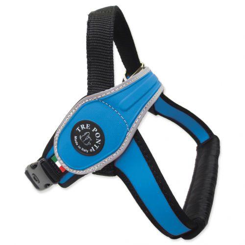 Treponti Postroj TRE PONTI reflexní od 30 do 40 kg modrý