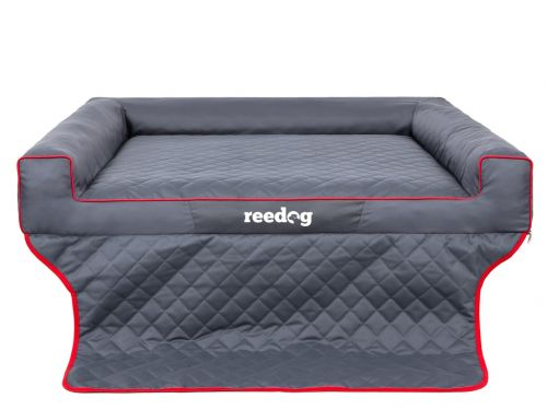 Dog bed with cover Reedog Cover Grey Velikost: S