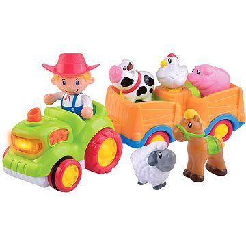 Imaginarium Hudební traktor strýčka macdonalda