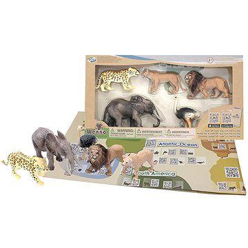 Imaginarium Africký slon, sada a aplikace