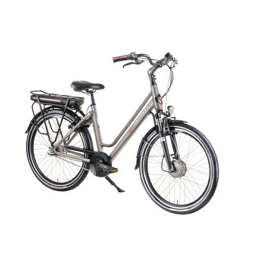 "Městské elektrokolo Devron 28122 - model 2019 Grey - 19,5"""